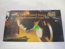 1995 P & D US Mint Set - UNC