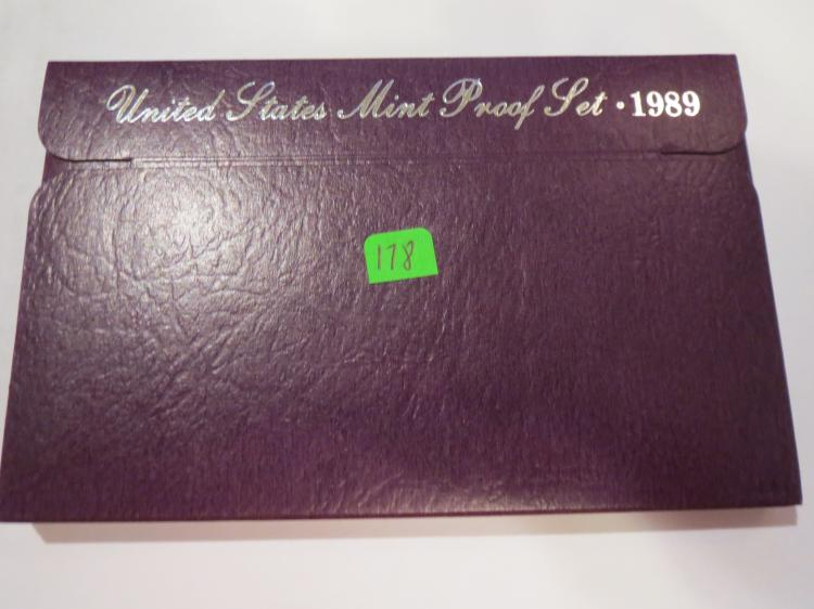 1989S US Proof Set