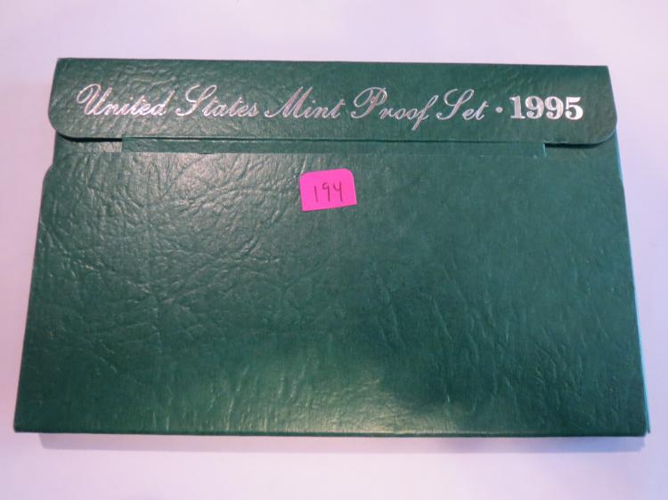 1995S US Proof Set