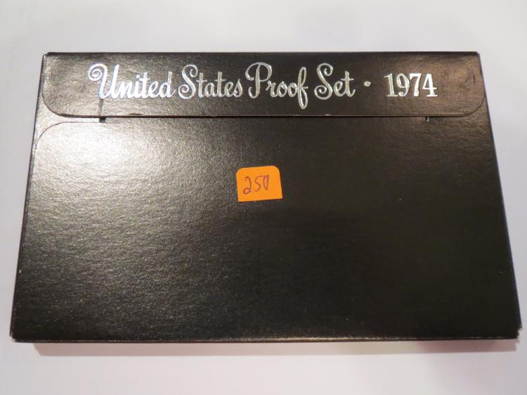 1974S US Proof Set
