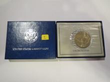 1986D US Statue of Liberty Commemorative Half Dollar