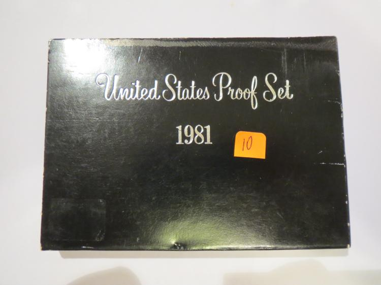 1981S US Proof Set