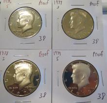 Kennedy Half Dollars