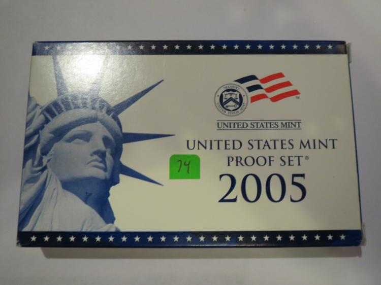 2005S US Proof Set