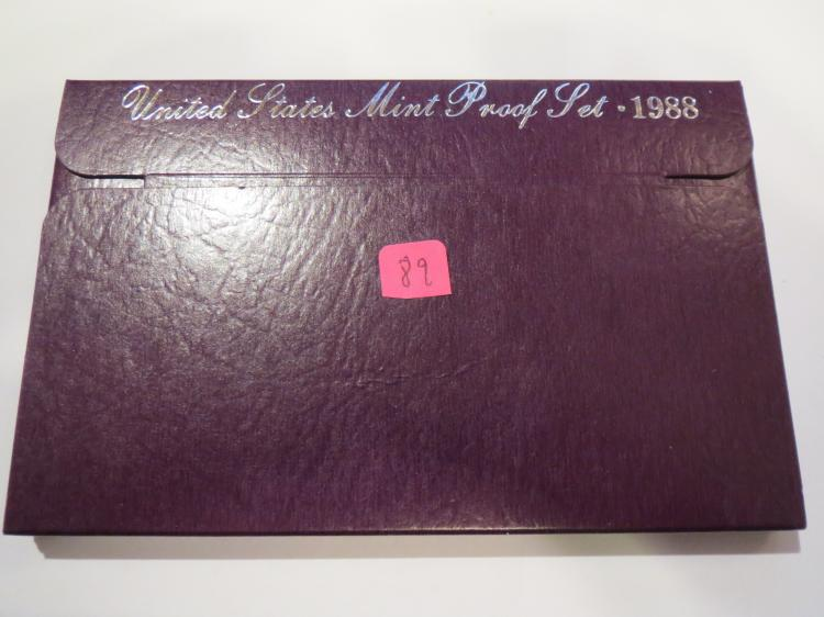 1988S US Proof Set