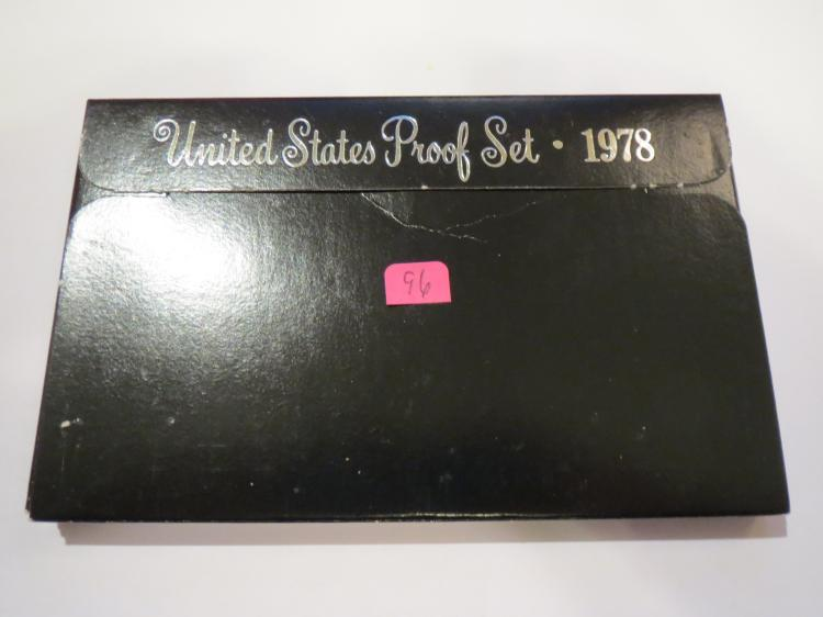 1978S US Proof Set
