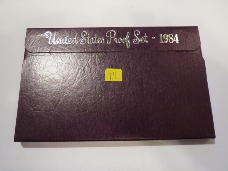 1984S US Proof Set