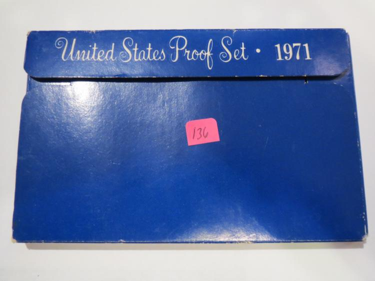 1971S US Proof Set