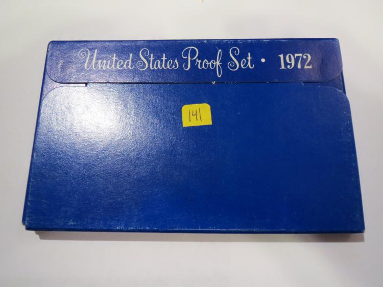 1972S US Proof Set