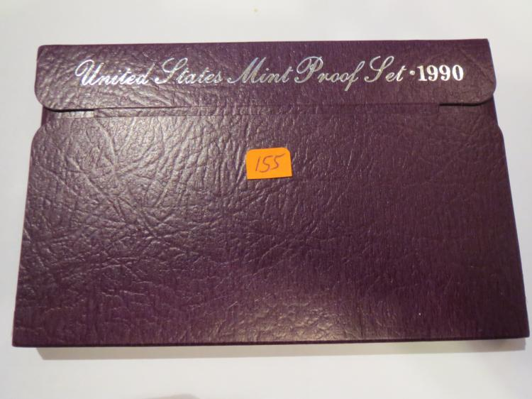 1990S US Proof Set
