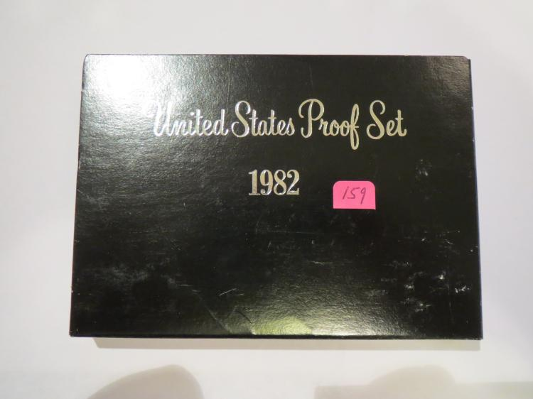 1982S US Proof Set