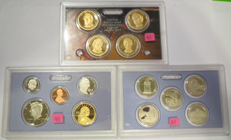 2010S US Proof Set - No Box or coa