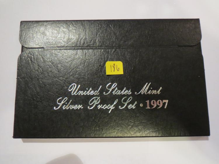 1997S US Silver Proof Set