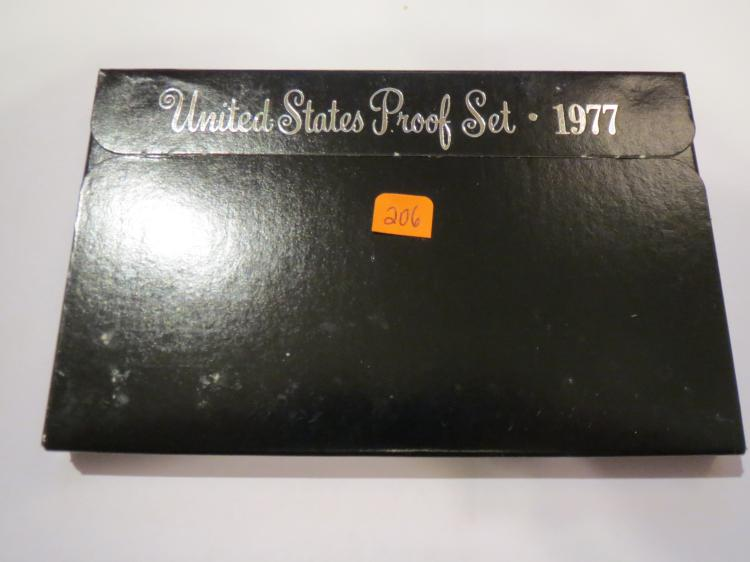 1977S US Proof Set