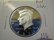 2014S Kennedy Silver