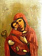 Icon The Mother of God Vladimir c. 1900
