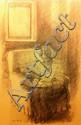 Jan Goeting (1918 - 1984), Catharina sketching