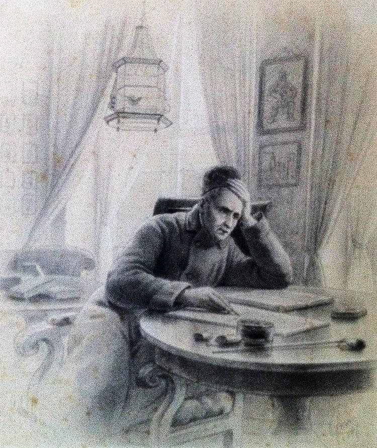 Otto Eerelman (1839 - 1926), a writer