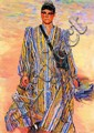 Hubertine Heijermans (1936), John Galliano robe