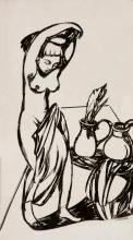 Melzer, Moriz o.T.(Frauenstudie).