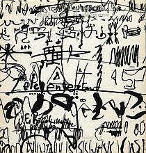 Biedermann, WolfgangGrafik, Malerei. Katalog der