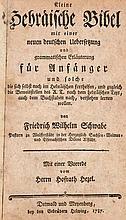 Schwabe, Friedrich Wilhelm Kleine Hebräische