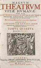 Beyerlinck, Laurentius Magnum theatrum vitae