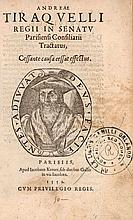 Tiraquellus, Andreas Tractatus, cessante causa