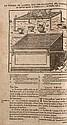 La Sainte Bible, qui contient le vieux et la nouvelle alliance. Mit gestoch. Titelvign. und mehr. Textholzschnitten. 3 Tle. in 1 Bd. Genf, Cramer u. Perachon, 1712. 9 nn. Bll., 542, 81 Bll., 1 nn. Bl., 162 Bll., 64 nn. Bll. Folio. (Mod.) HLdr. mit