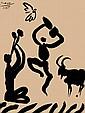 Picasso, Le Danse du Berger/L