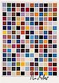 Richter, 192 Farben,Farboffset