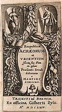 Schook, Martinus Respublicae achaeorum et
