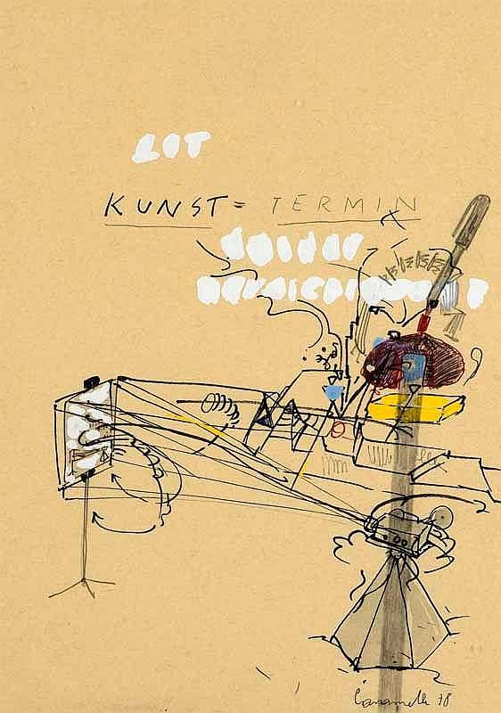 Caramelle, Ernst Kunst = Termin. 1978.