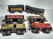 MODEL TRAINS NEW AND OLD LIONEL, LGB, AM FLYER, MARX AND MORE
