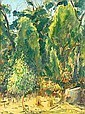 ARNOLD SHORE (1897 - 1963) The Young Tree, Mt, Arnold Shore, Click for value