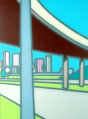 HOWARD ARKLEY 1951-1999 Freeway (Exit) 1995