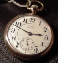 Illinois Central Pocket Watch