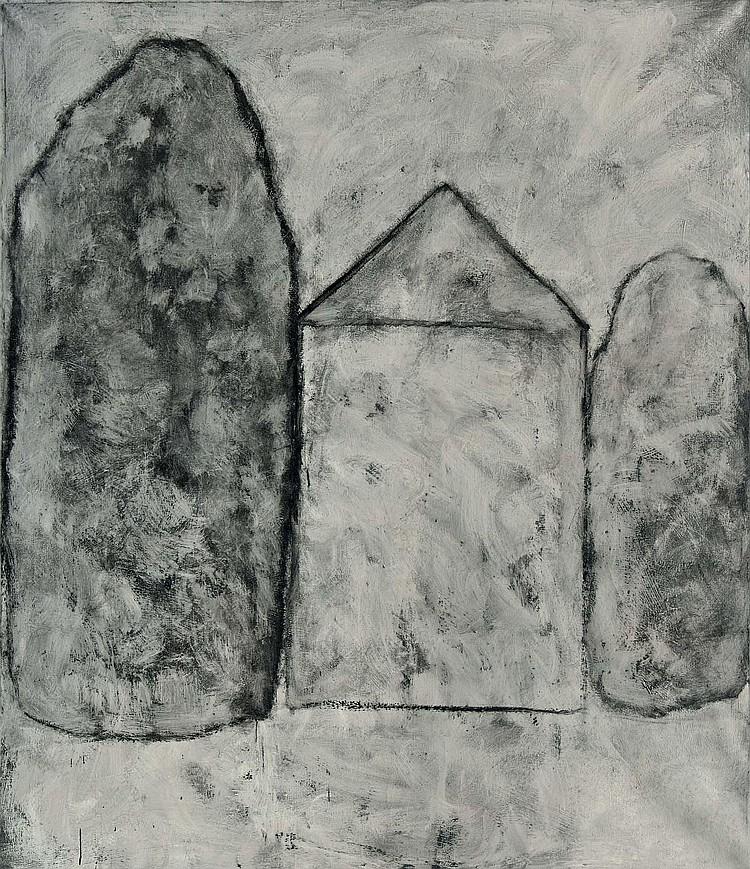 Loïc LE GROUMELLEC (né en 1957) Pour un paysage