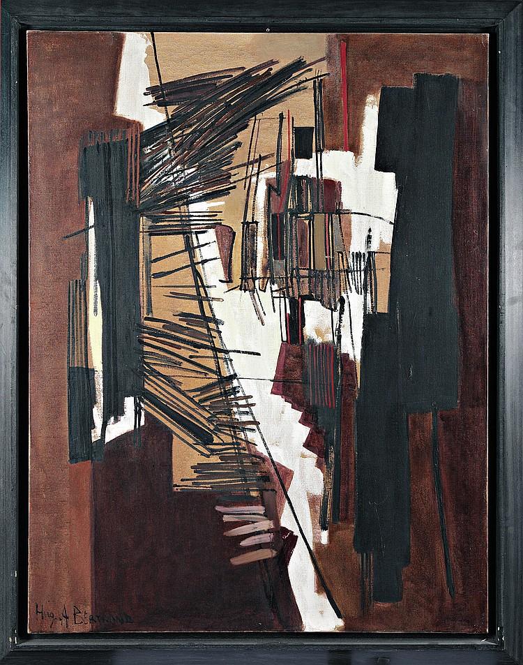 Huguette ARTHUR - BERTRAND (1920 - 2005)