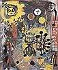 PAUL KOSTABI (NE EN 1962)PHYSICAL EVIDENCE, Paul Indrek Kostabi, Click for value