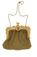 24kt Yellow Gold Lady's Coin Purse