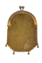 22kt Yellow Gold Lady's Coin Purse