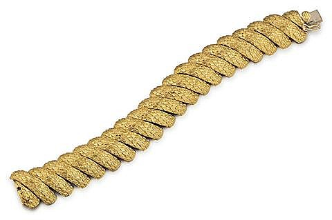 18kt Yellow Gold Lady's Bracelet