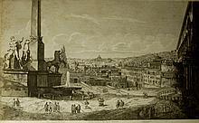 Luigi Rossini 1790-1857. Etching 1822