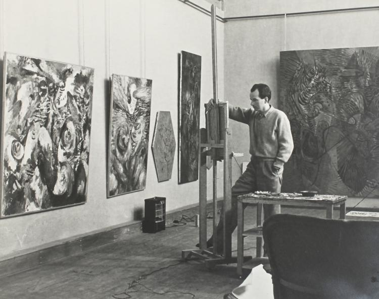 Walter Reuter (1906-2005)