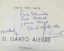 Carlos Pinto Grote (1923-2015)
