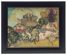Köhler-Roeber, Minna 1883 Reichanbach in the Vogtland - 1957 Friesen.