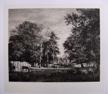 Adrian Van de Velde Farm in Walde