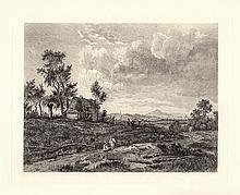 Alexander Nasmyth Scottish Etching 1800s