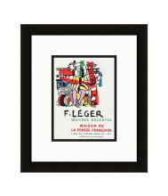 1959 Fernand Leger Ceuvres Recentes lithograph signed